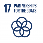 SDG 17 Partnership for the goals