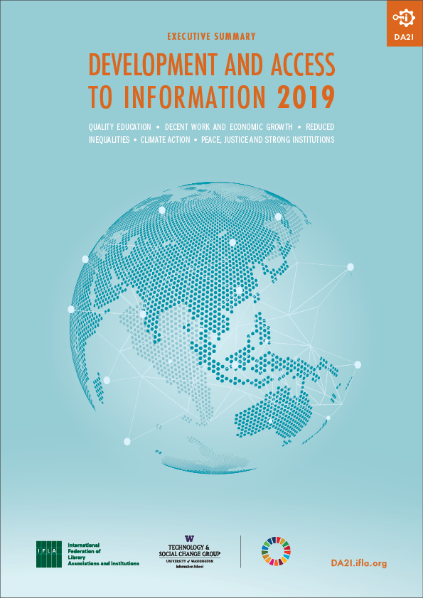 DA2I Report 2019 Executive Summary cover
