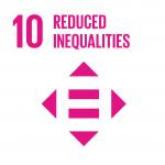 SDG 10 Reduces inequalities
