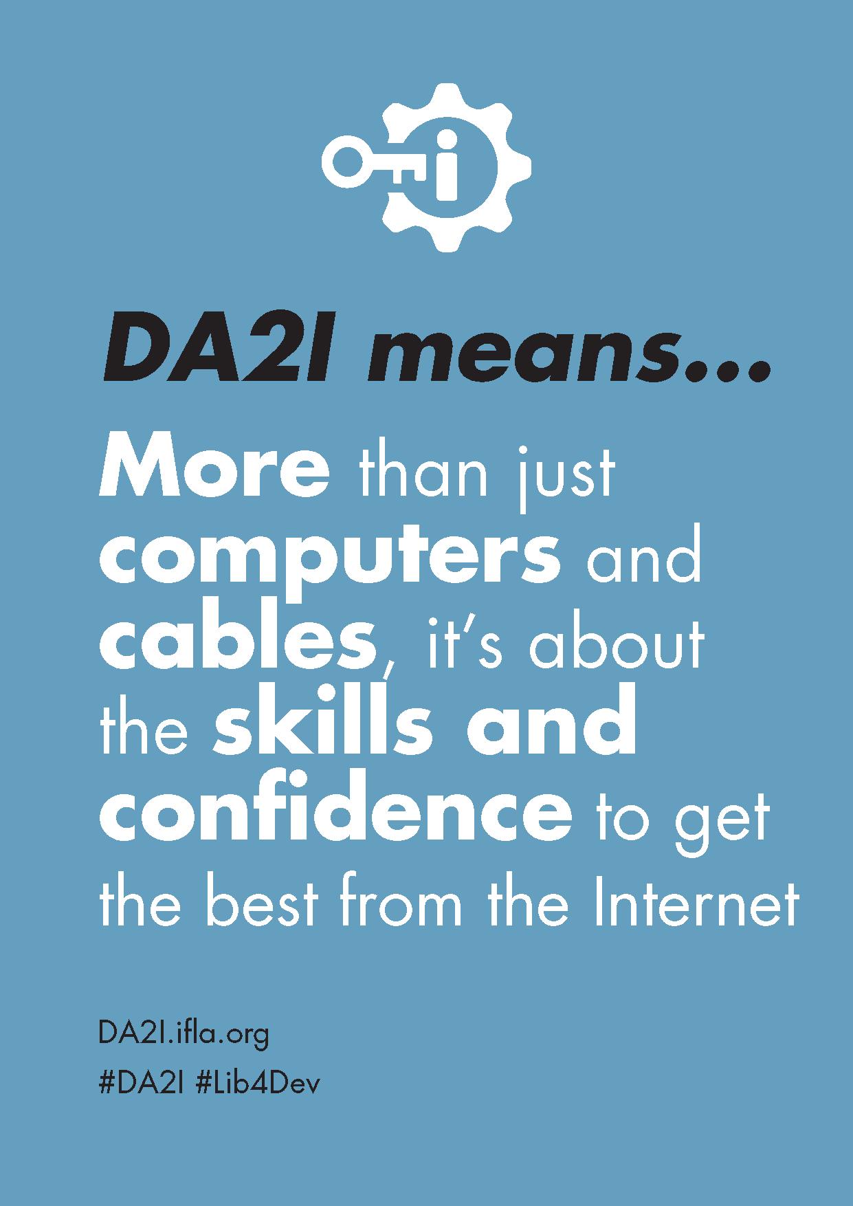 DA2I Postcard SDG 16